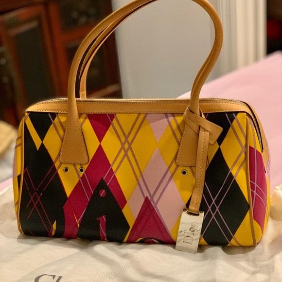 Dior Handbags - Christian Dior Boston bag